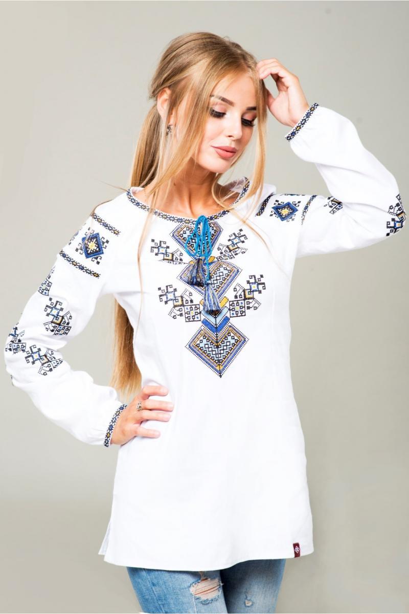 вишиті жіночі сорочки фото