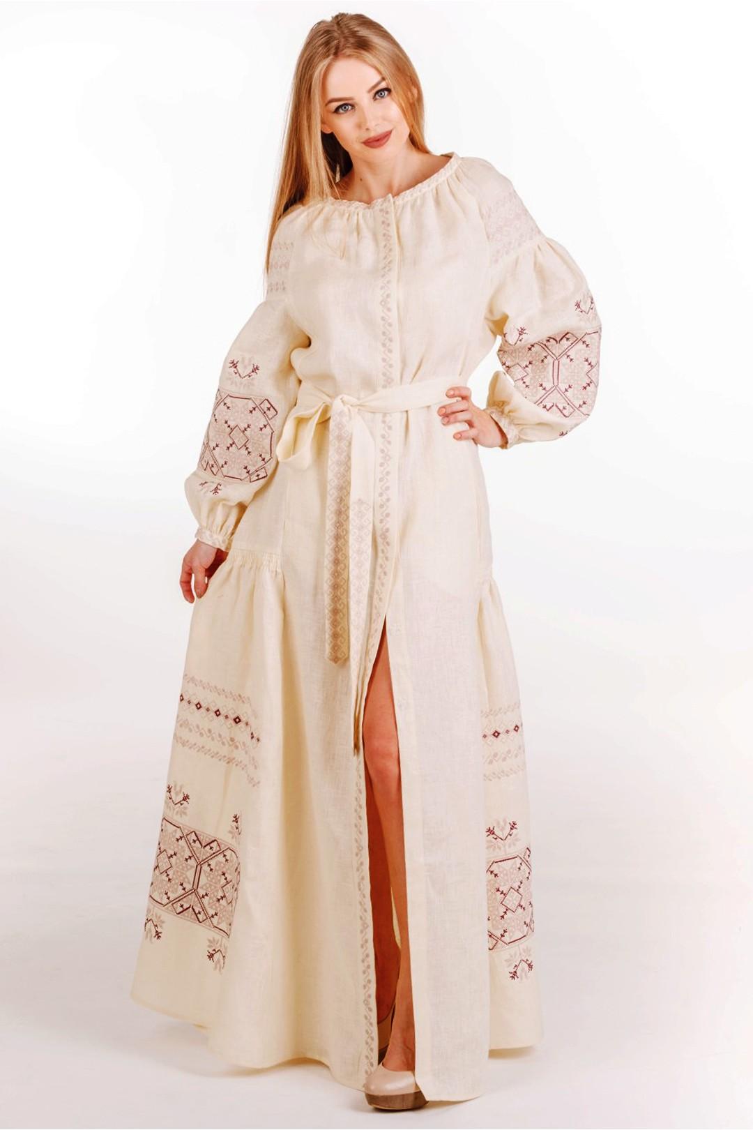 вишиванка плаття фото