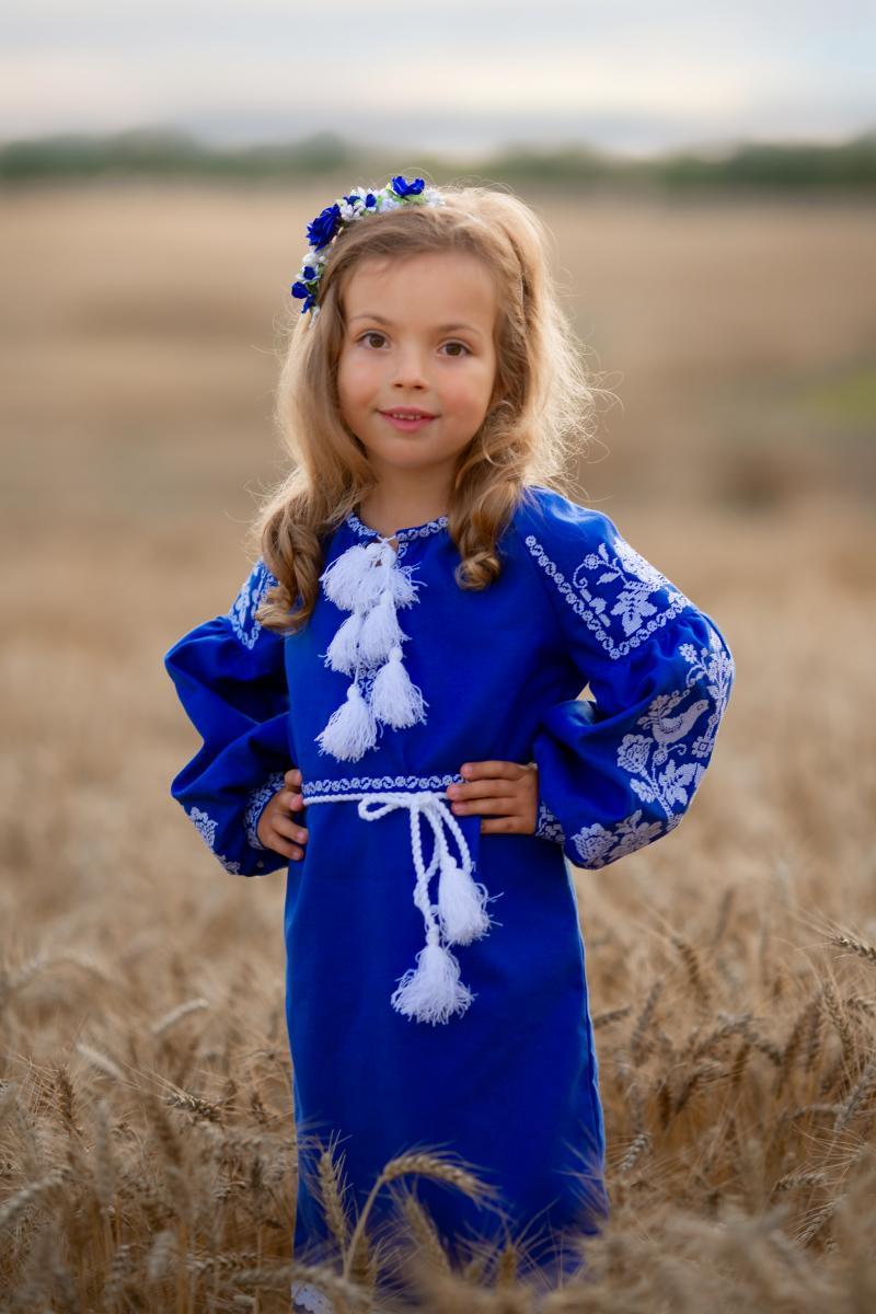плаття вишиванки купити фото для дівчинки