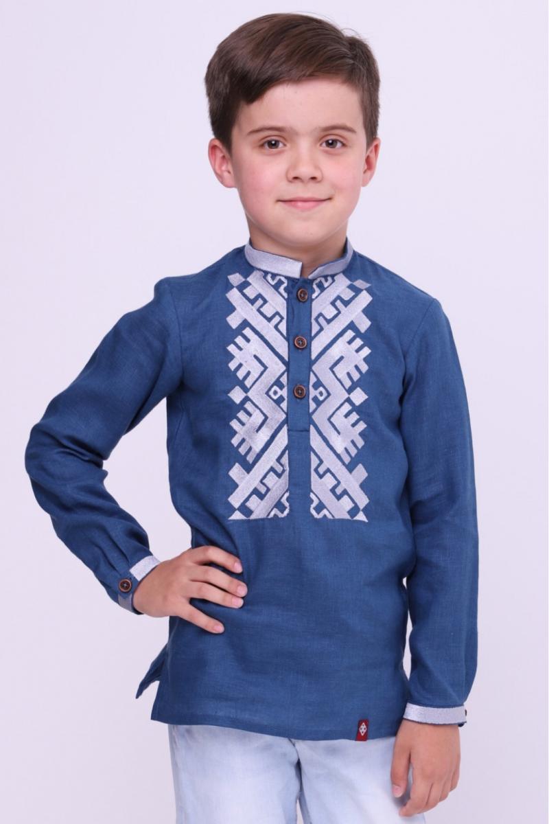 вишиті сорочки для хлопчиків фото