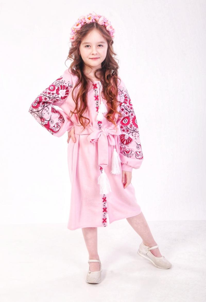 фото дитяче плаття вишиванка