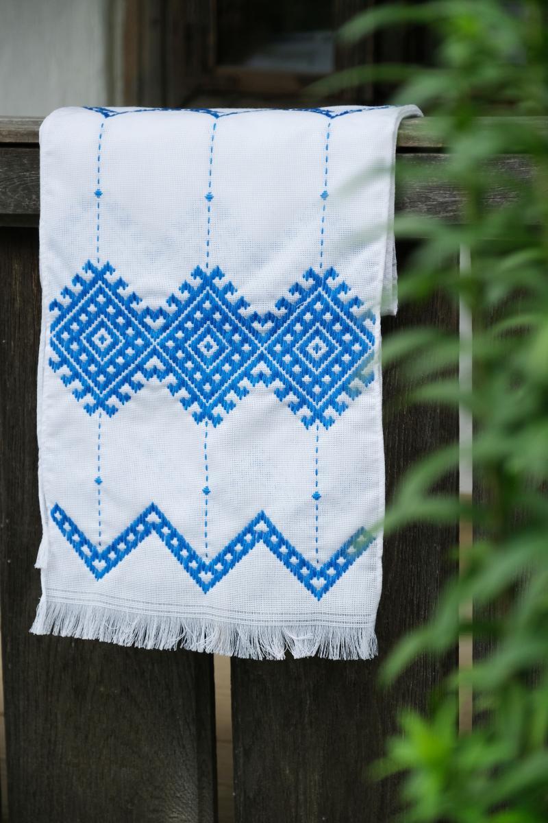фото весільний рушник
